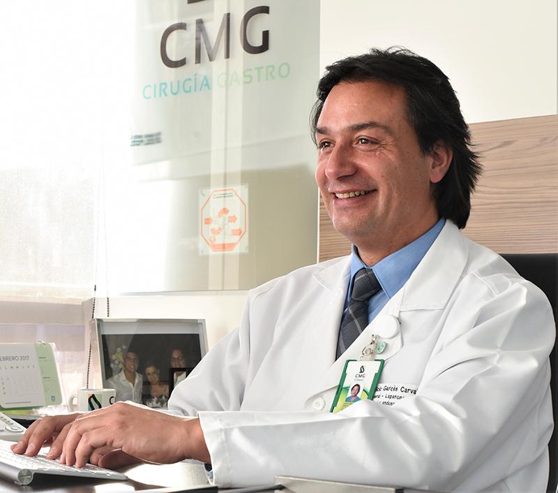 Carlos Mauricio Garcés Carvajal - CMG Cirugía Gastro