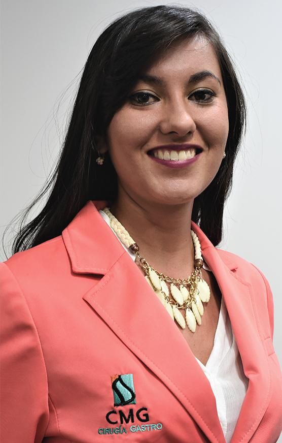July Reyes Mendoza. - CMG Cirugía Gastro