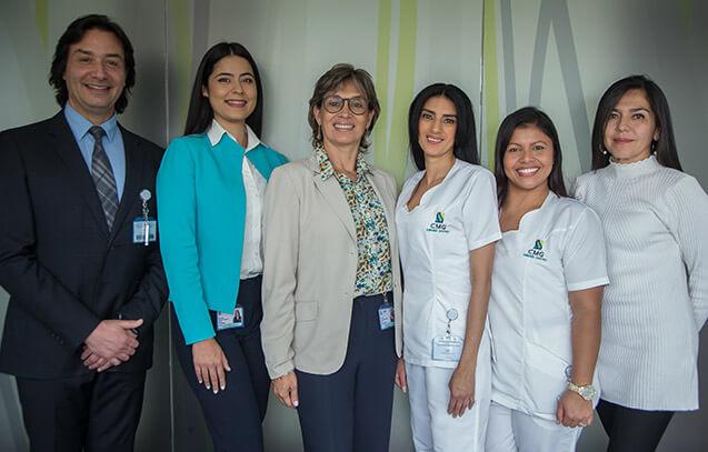 Equipo de Trabajo - CMG Cirugia Gastro