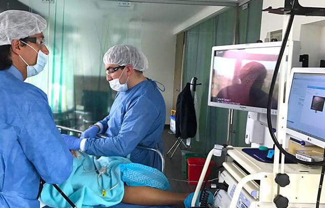 Manejo Endoscópico de la Alcalasia - CMG Cirugía Gastro